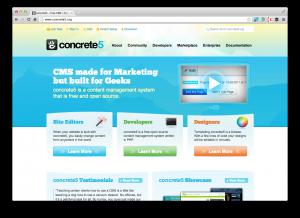 concrete5 hosting