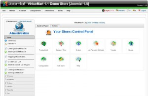 virtuemart hosting