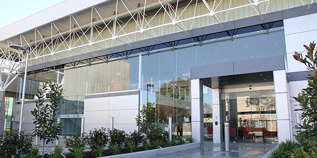 Equinix Data Centre, Sydney