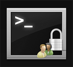 Delete an IP address via SSH