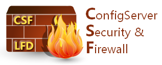 Block countries using CSF Firewall